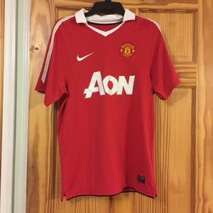 Used Nike Manchester United Aon Dri-Fit shirt